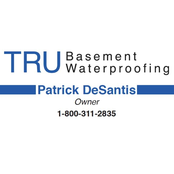 Tru Basement Waterproofing inc