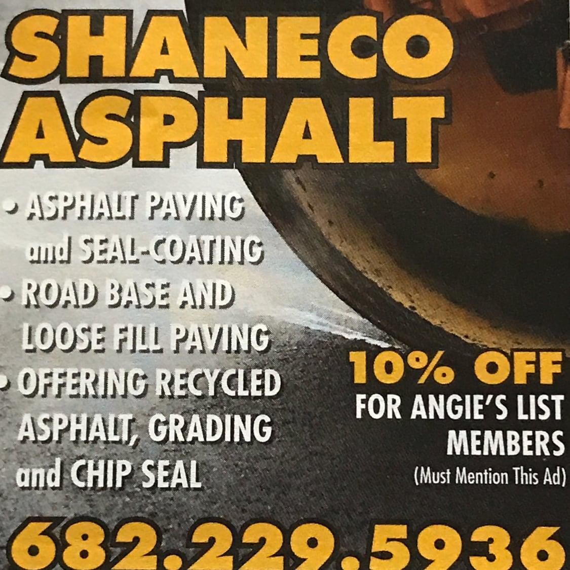 Shaneco Asphalt