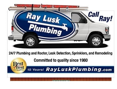 Ray Lusk Plumbing Co