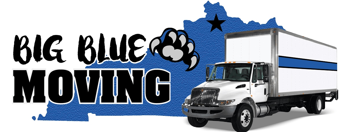 Big Blue Moving logo
