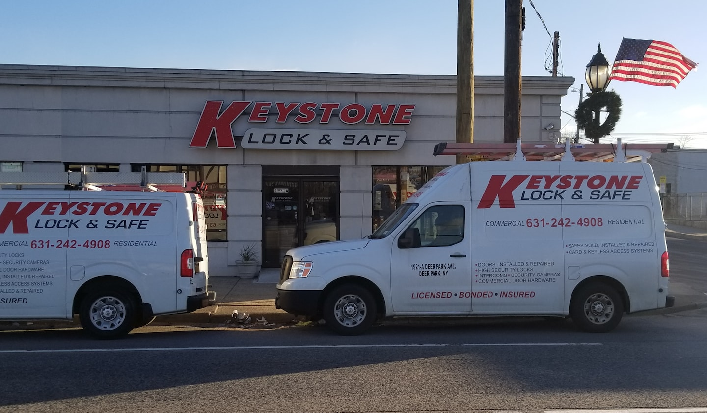 KEYSTONE LOCK & SAFE