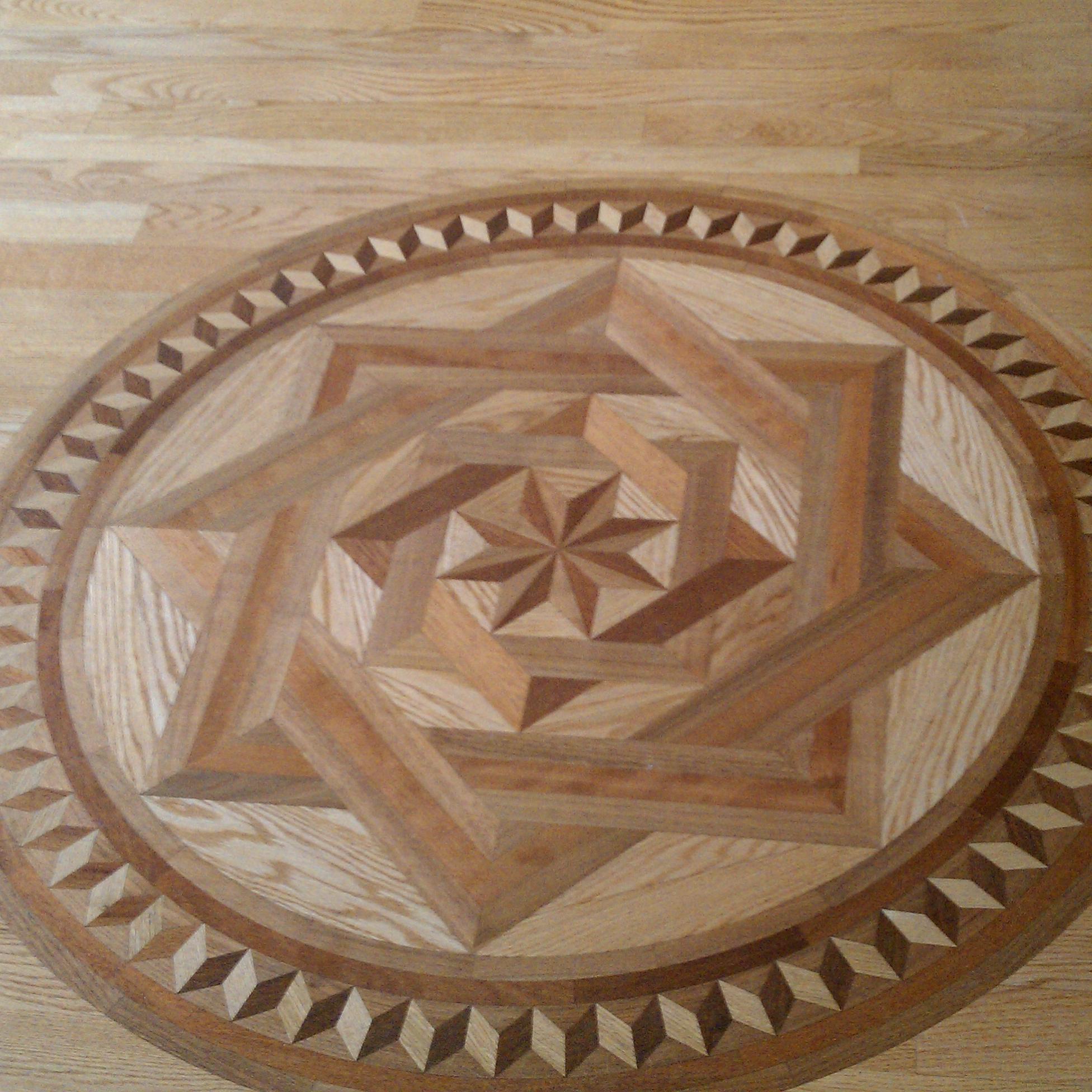 Perry's Hardwood Floor Service Inc. logo