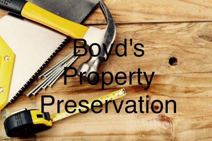 Boyds Property Preservation