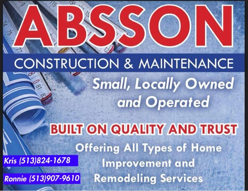 Absson Construction & Maintenance