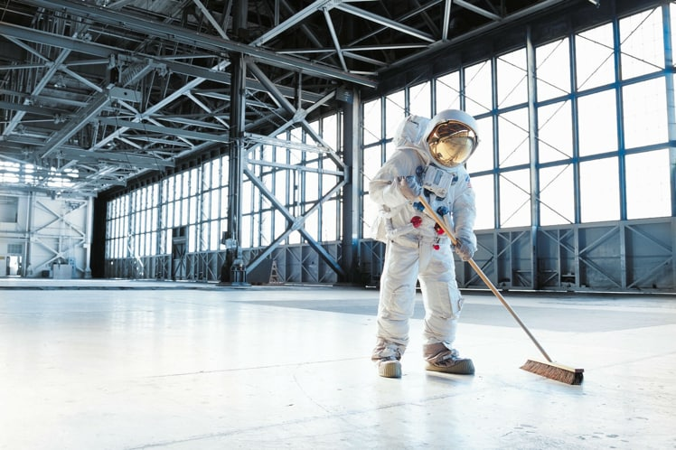 Space coast cleaning