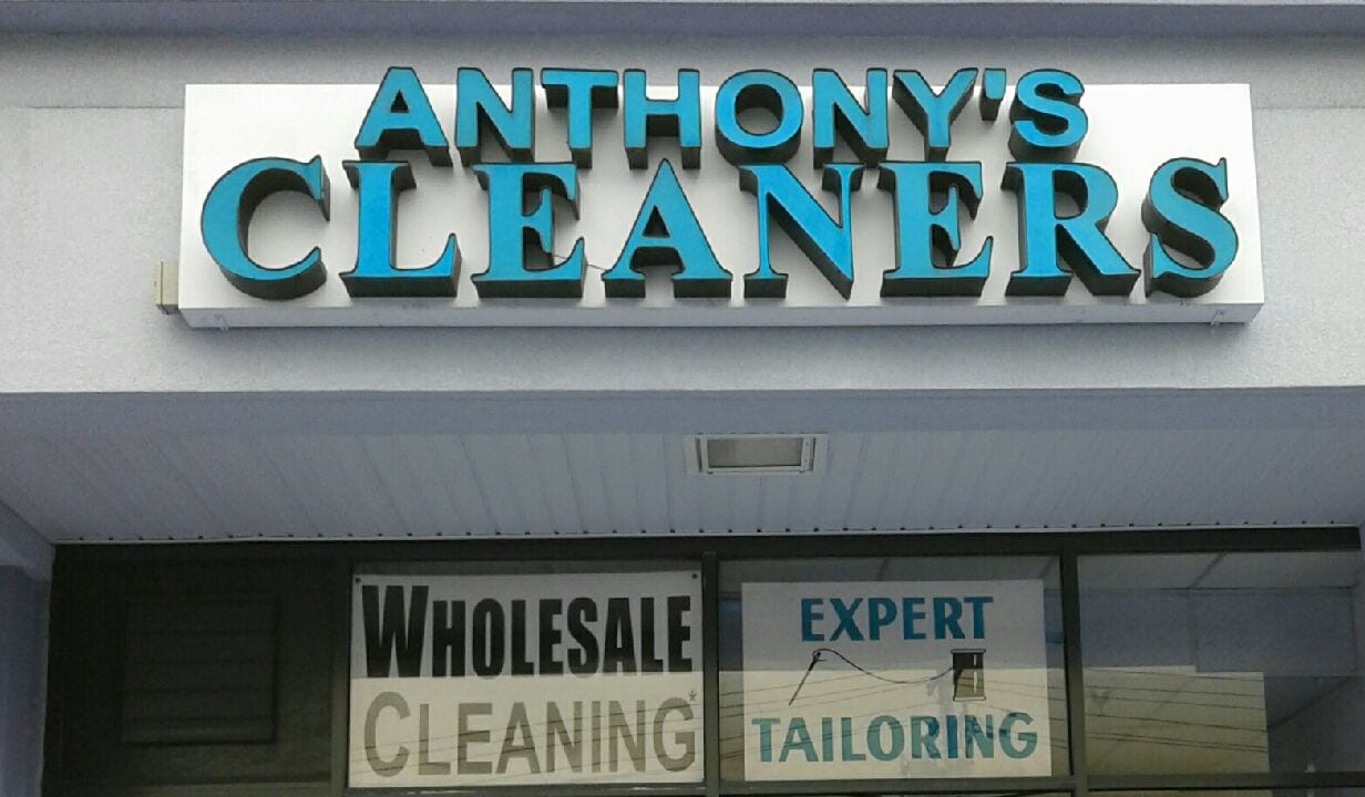 Anthony's Cleaners & Laundry