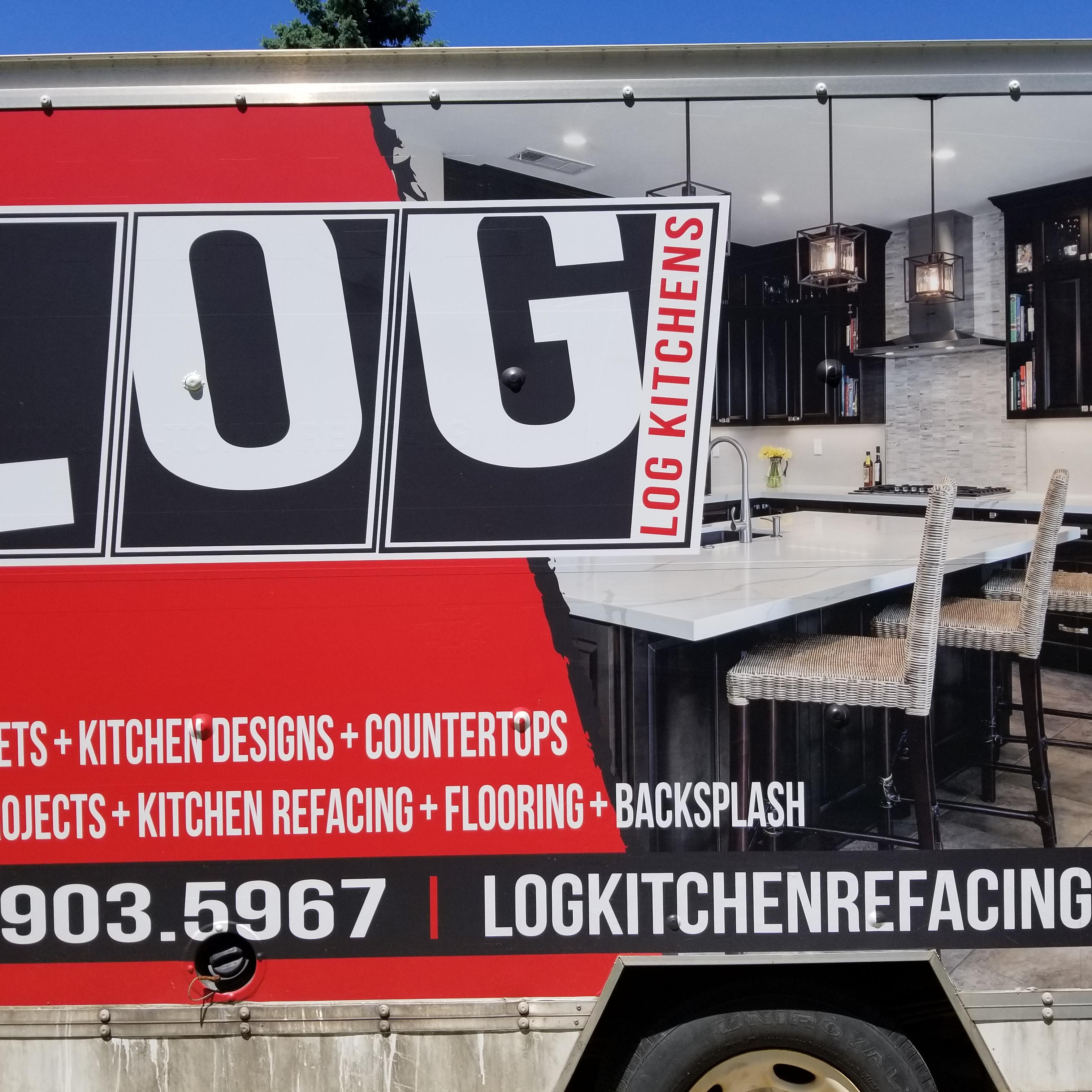 LOG Kitchens