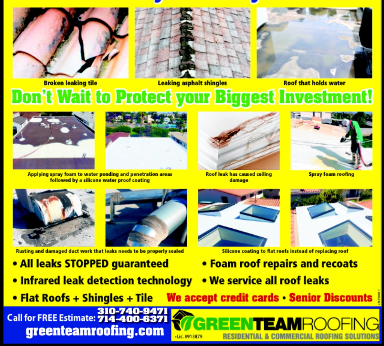 Greenteam Roofing & Insulation