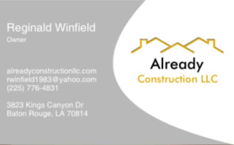 Already Construction LLC
