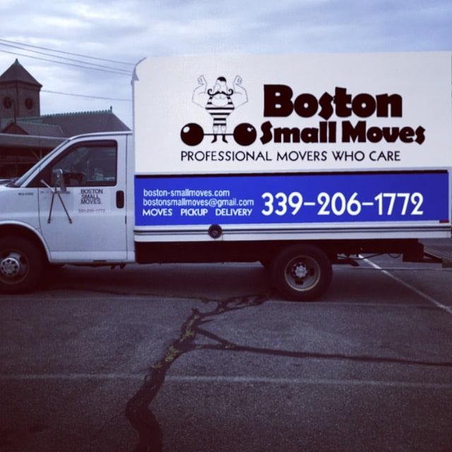Boston Small Moves