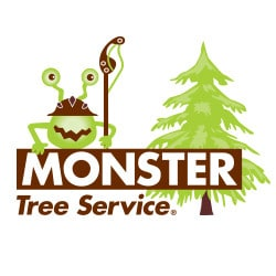 Monster Tree Service of Rochester logo