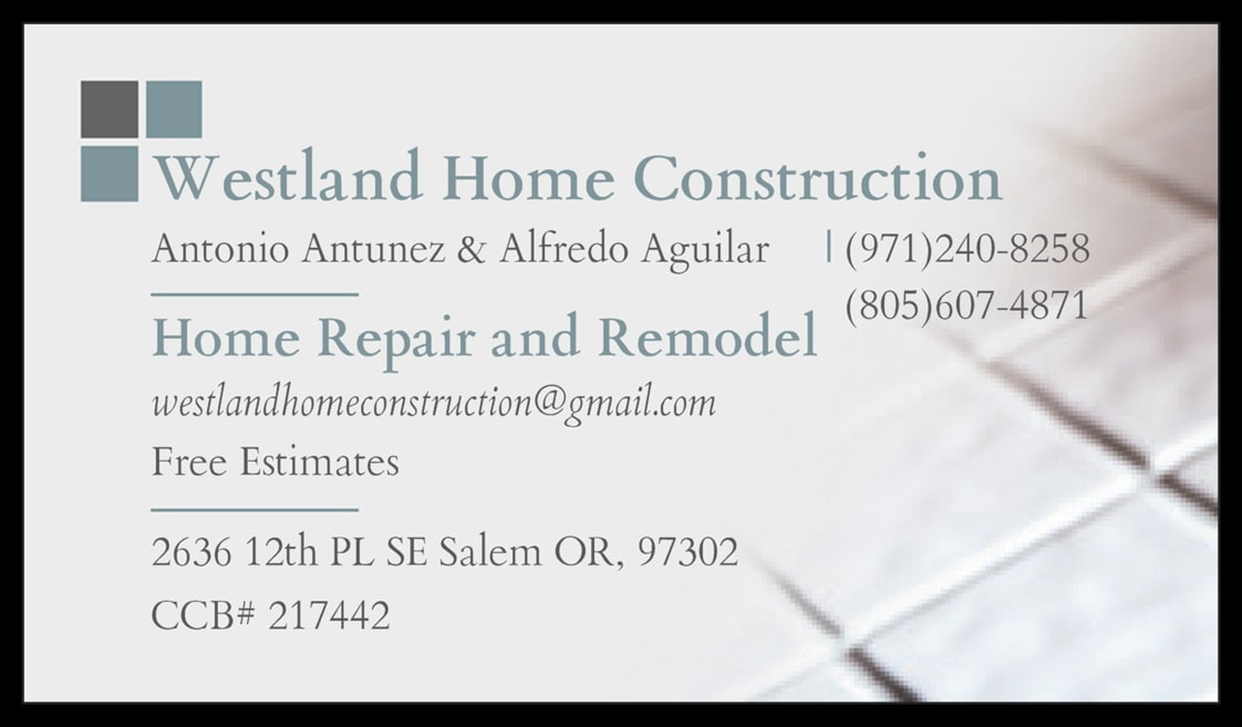 Westland Home Construction