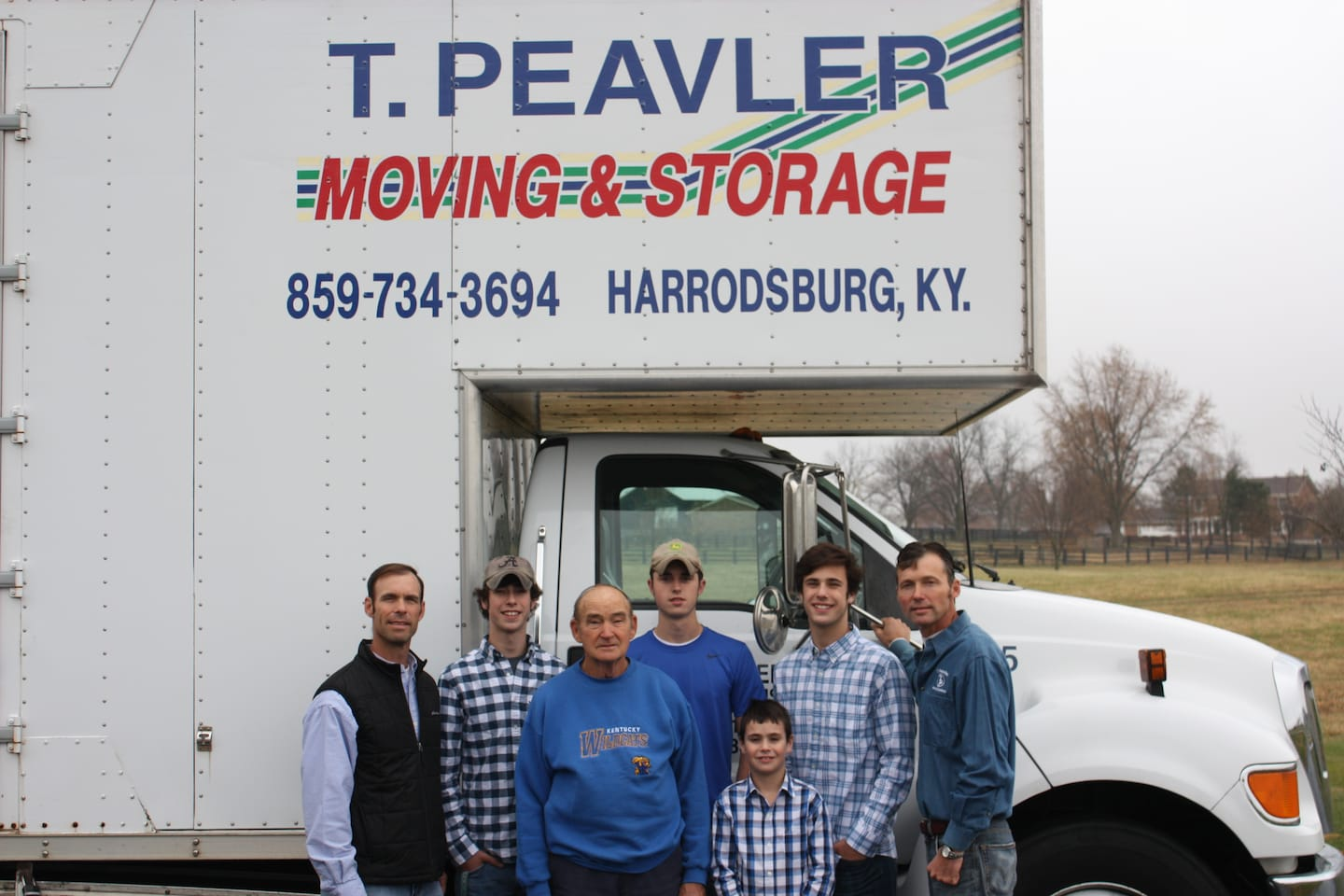 T Peavler Moving Systems LLC