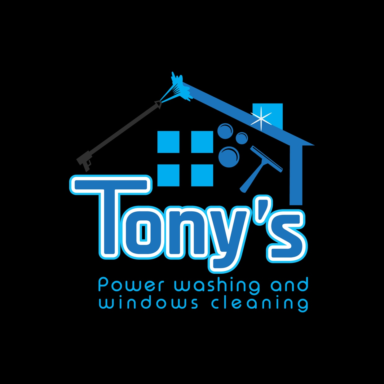 Tony's Power Washing and Window Cleaning