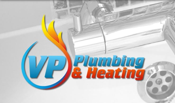 VP Plumbing & Heating logo
