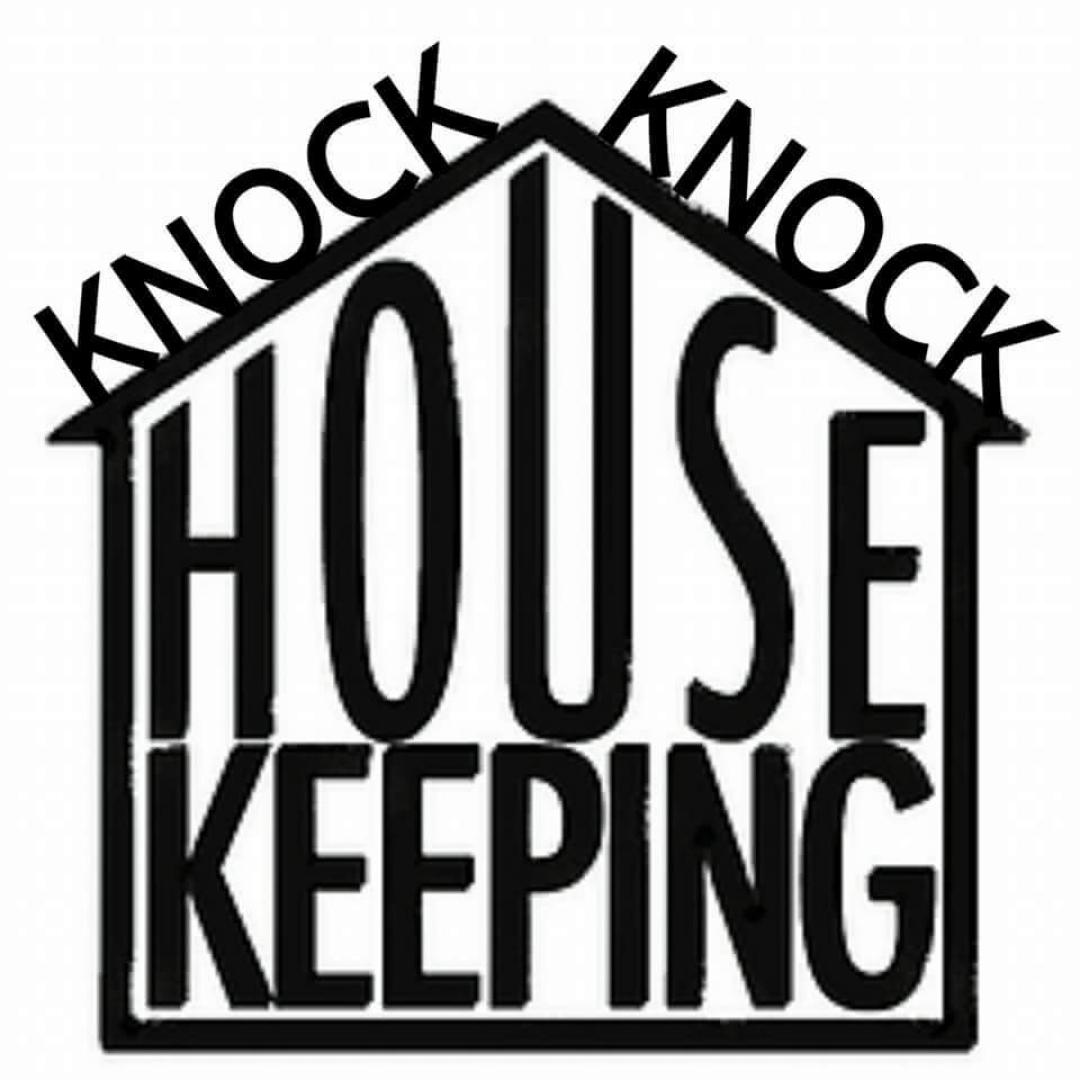 Knock Knock Housekeeping