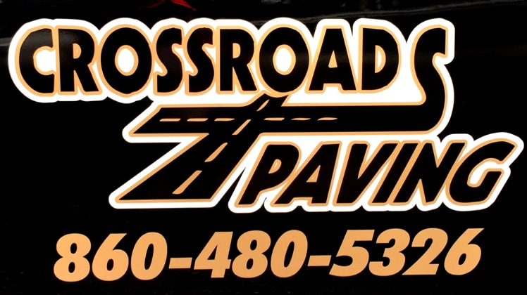 Crossroads paving