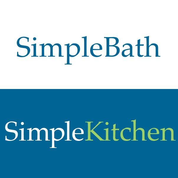 Simple Bath & Simple Kitchen