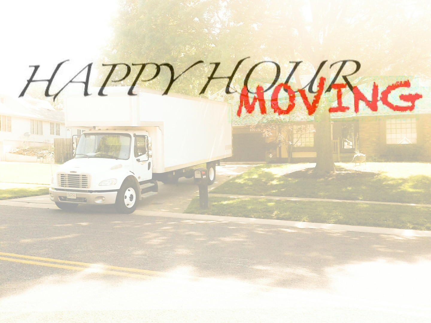 Happy Hour Moving