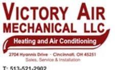 Victory Air Mechanical, LLC logo