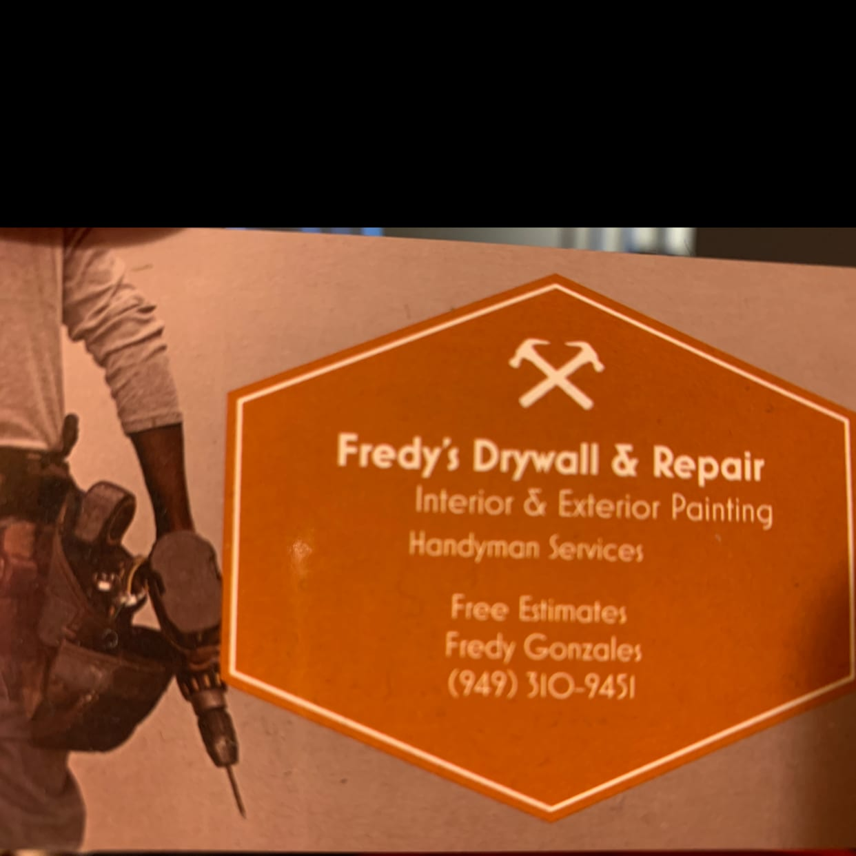 Fredy's Drywall Repair and Handyman Services