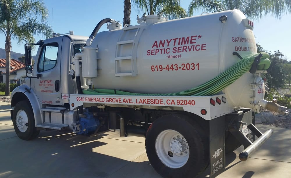 Anytime Septic Service