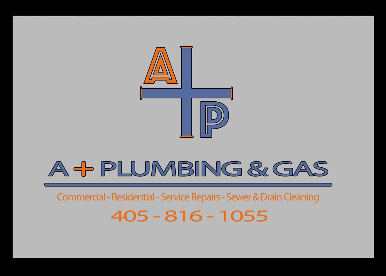 A+ Plumbing & Gas logo