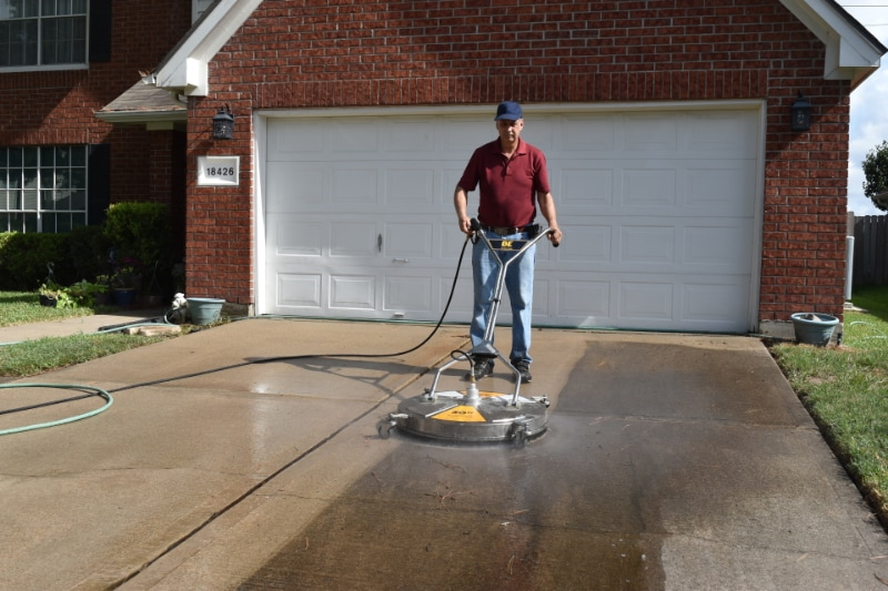 Can Do Pressure Washing