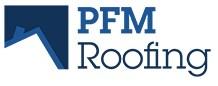 PFM Roofing logo