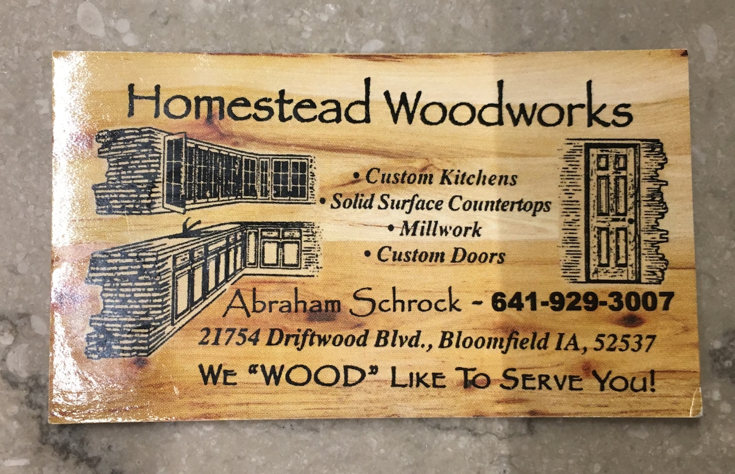Homestead Woodworks