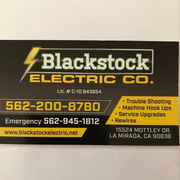Blackstock Electric Company
