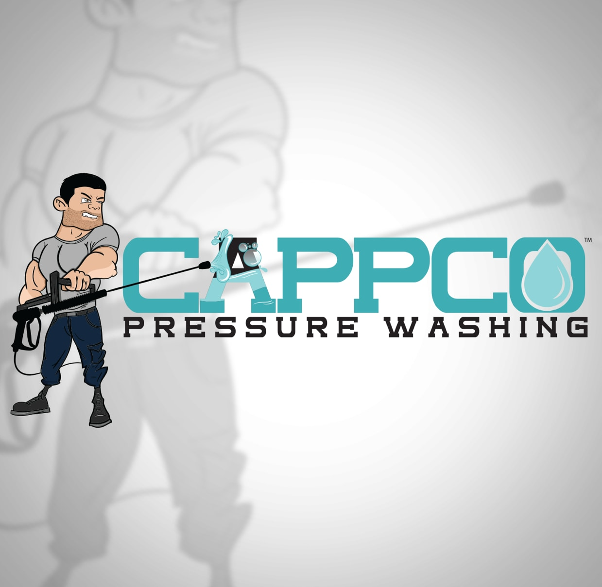 Cappco Pressure washing