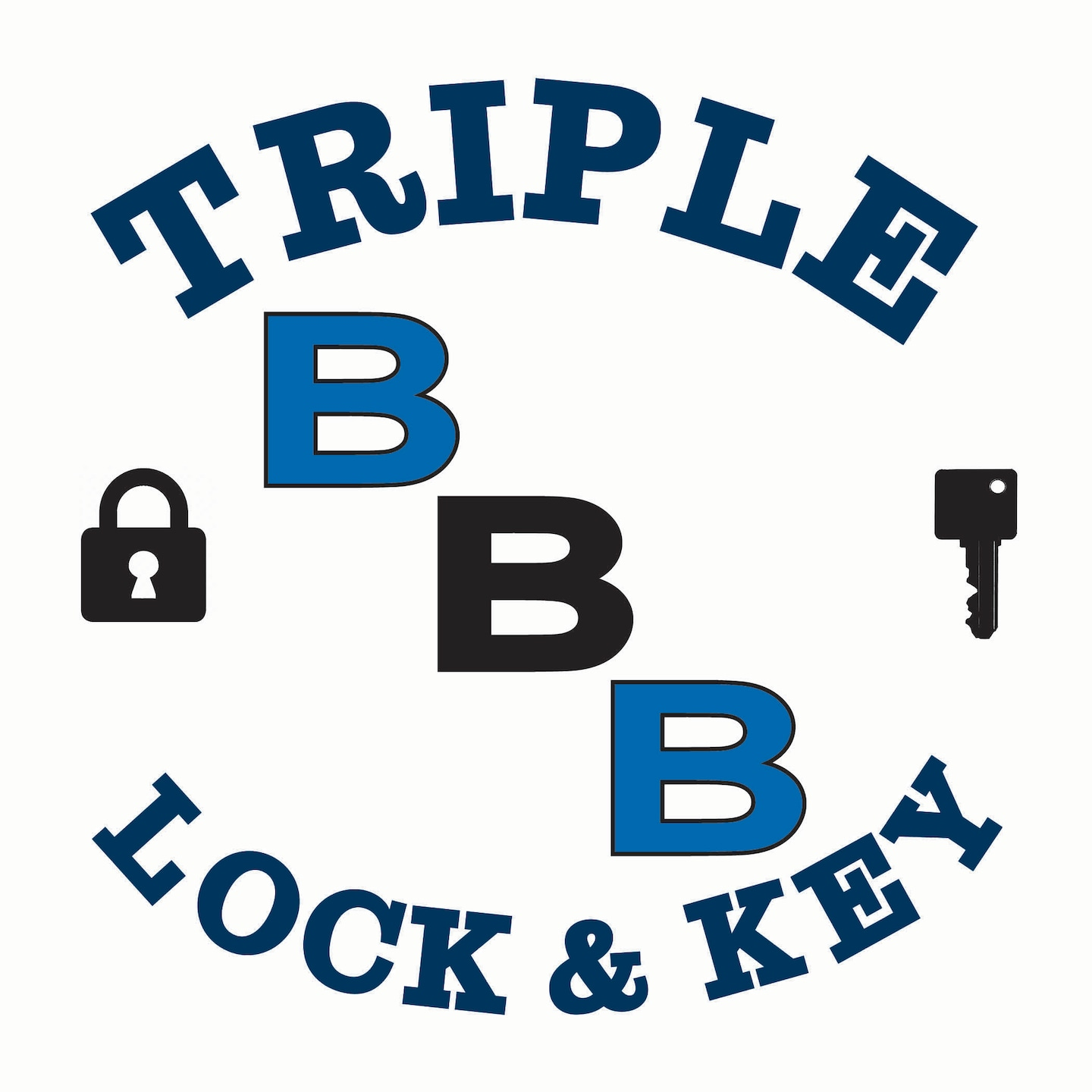 Triple B Lock and Key