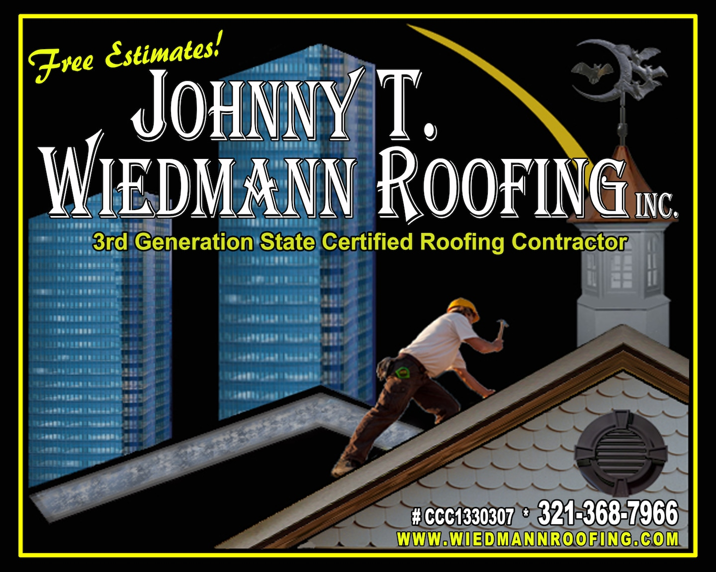 Johnny T. Wiedmann Roofing Inc.