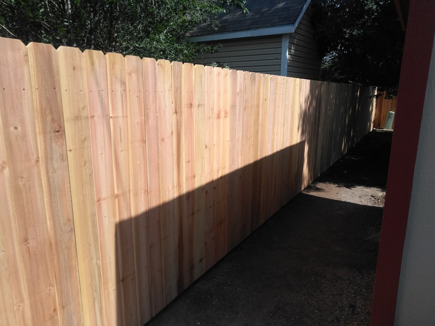 Big foot fencing and irrigation