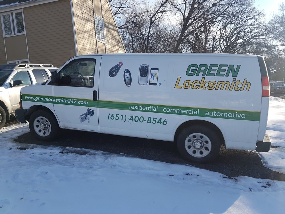 Green Locksmith
