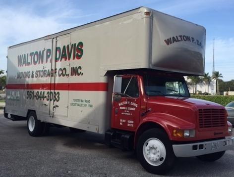 Walton P. Davis Moving and Storage Company