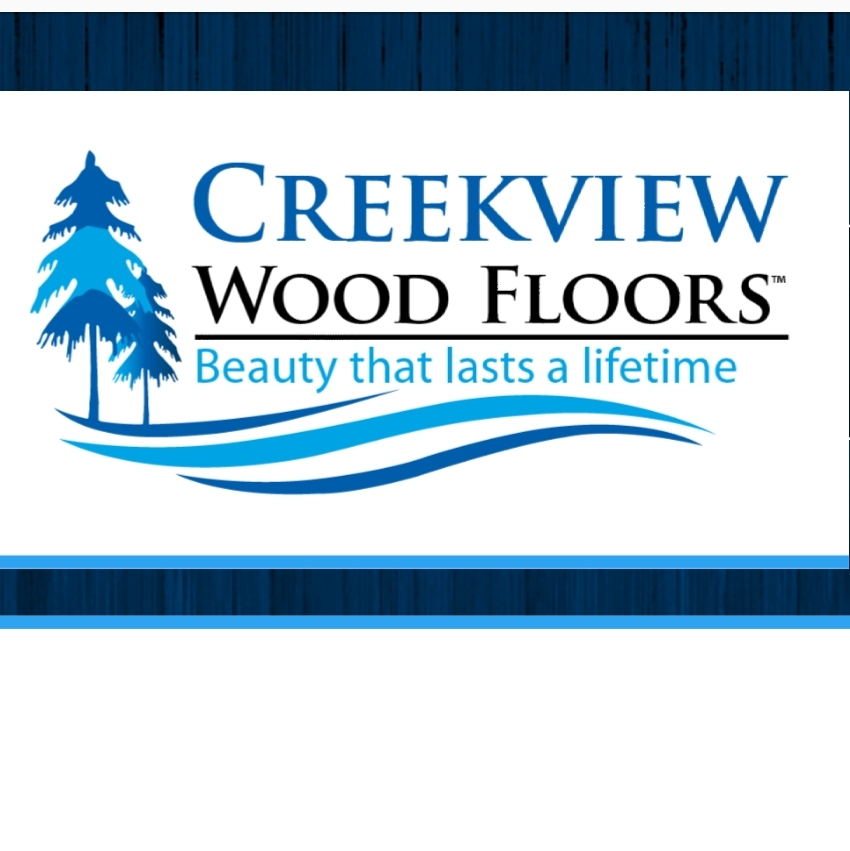 Creekview Wood Floors logo