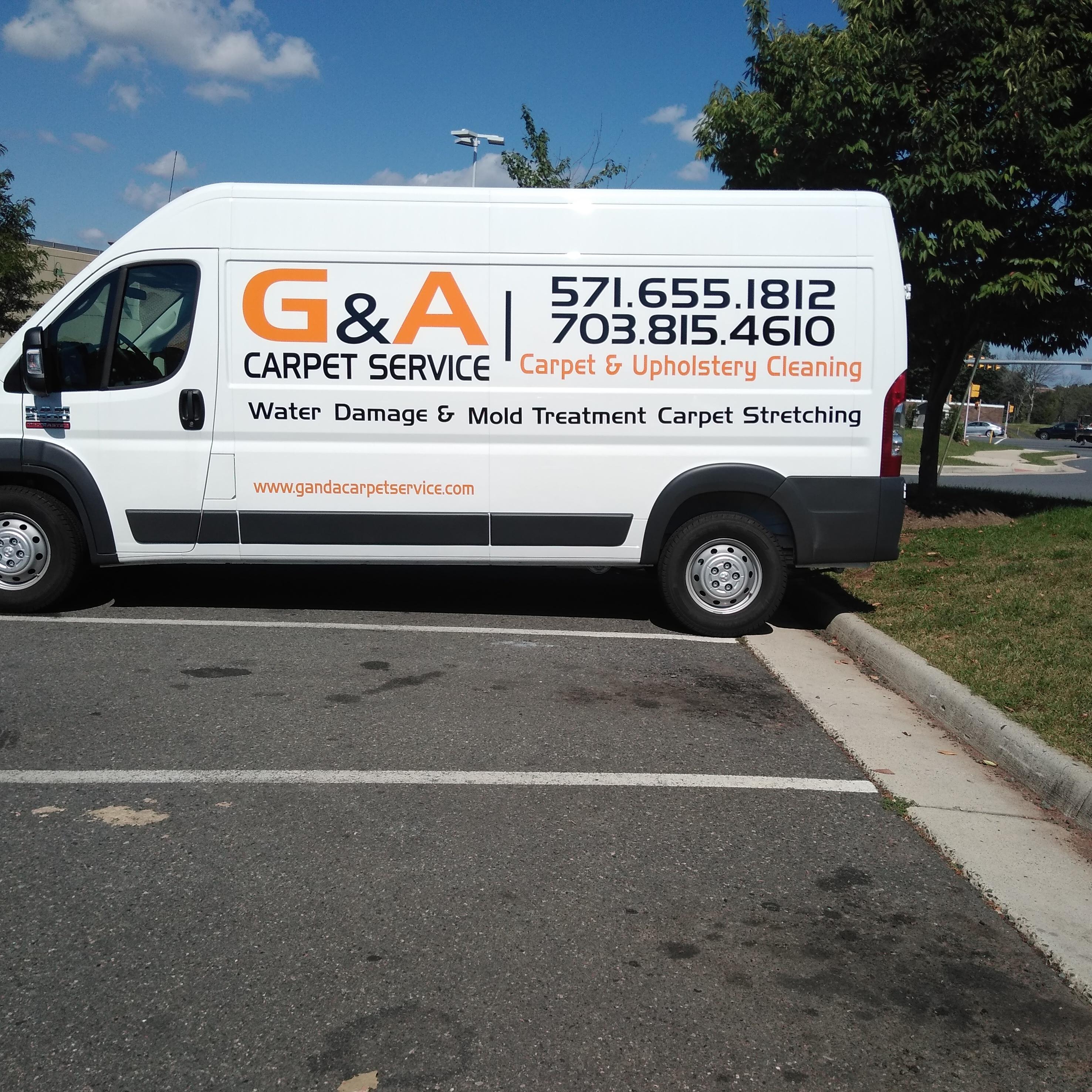 G & A Carpet Service