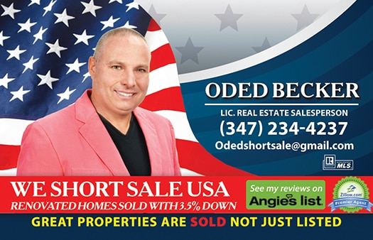 Oded Becker - We Shortsale USA