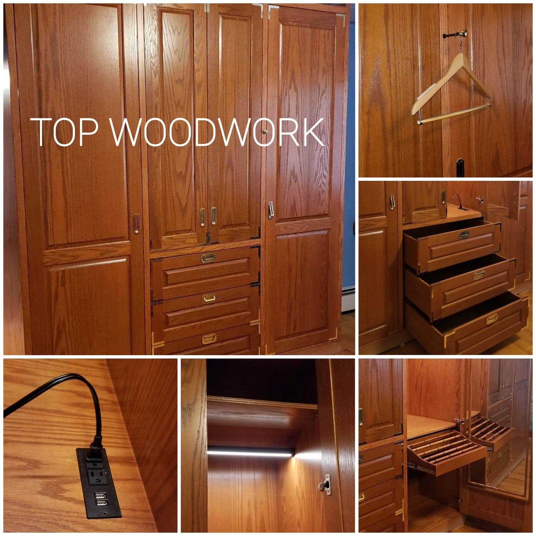 Top Woodwork corp.