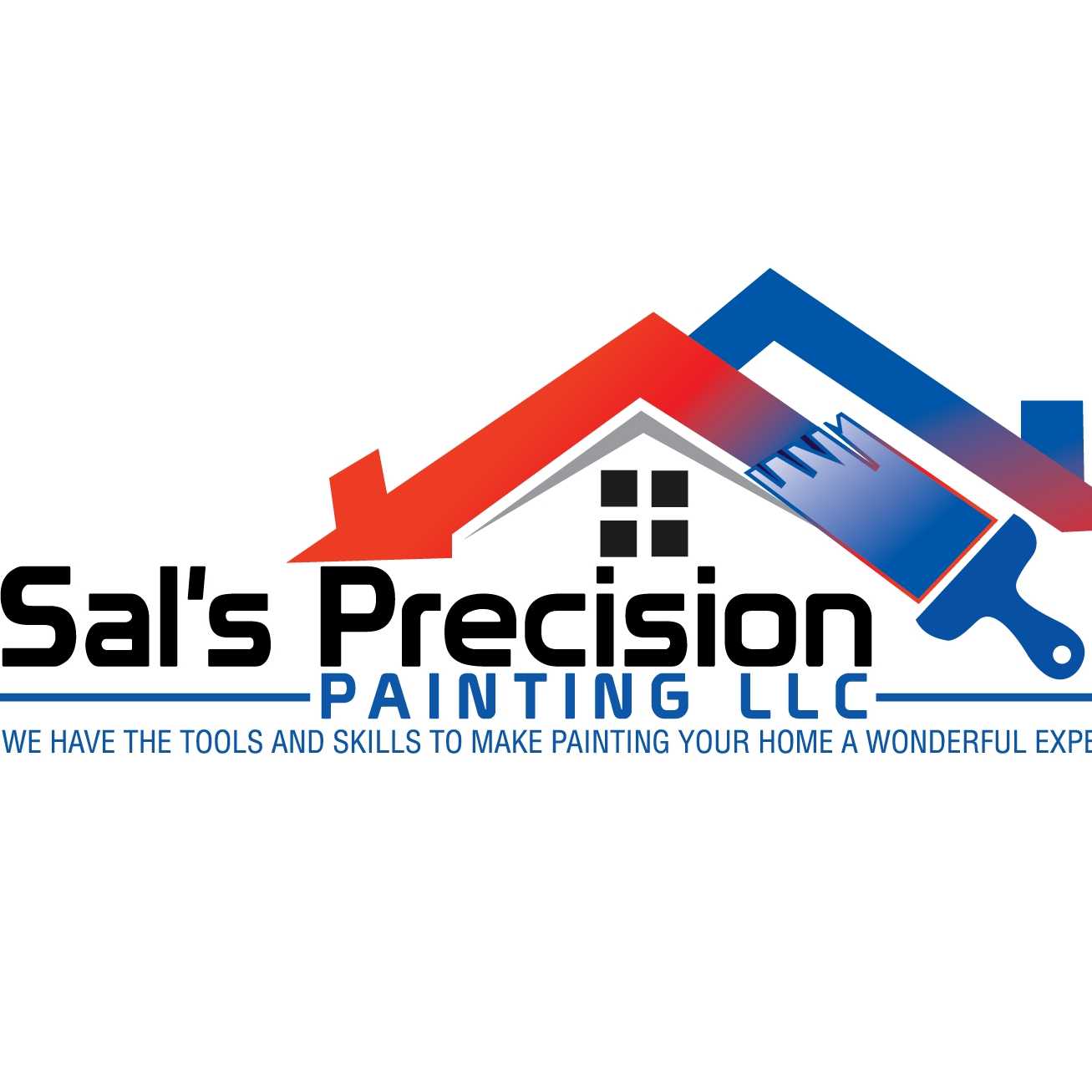 Sal's precision painting