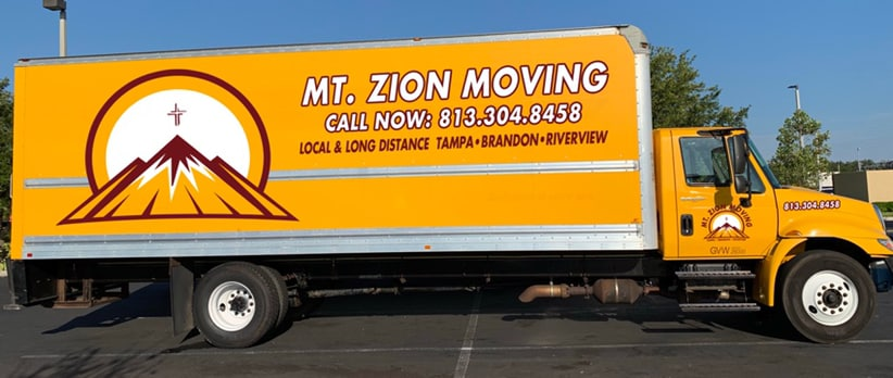 Mt. Zion Moving and Storage LLC