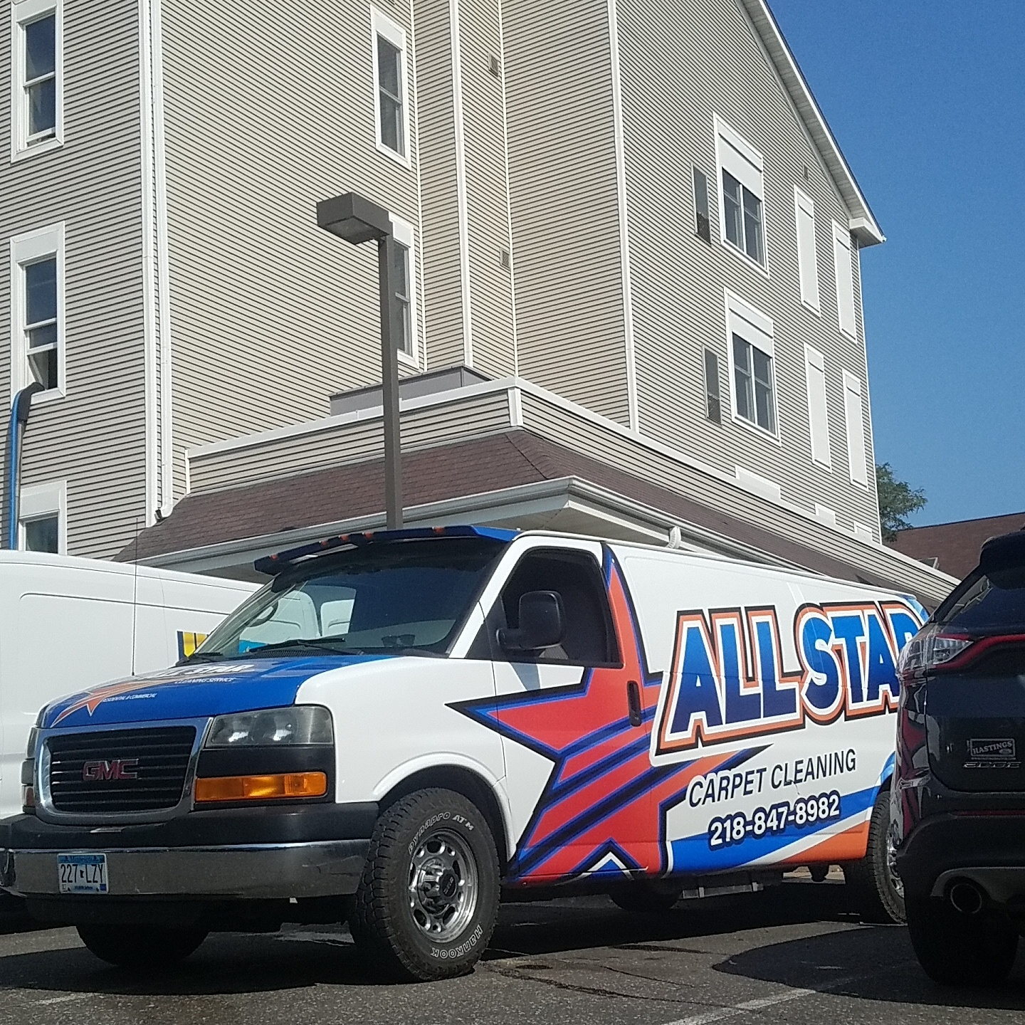ALL STAR CLEANING SVC