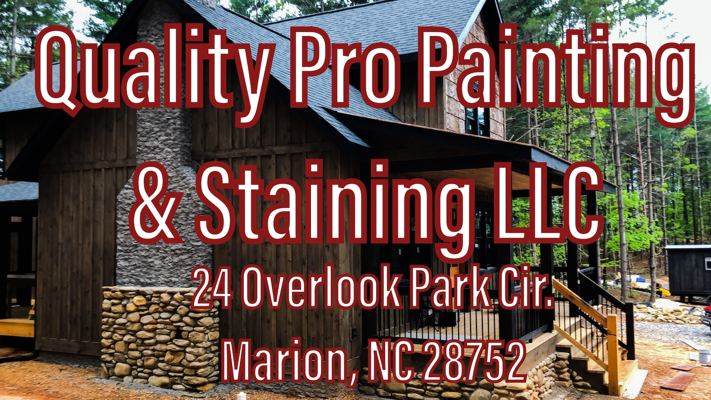 Quality Pro Painting & Staining LLC