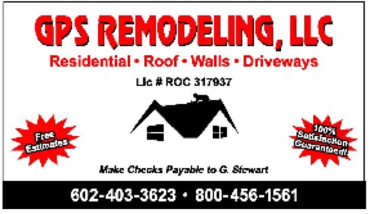 GPS Remodeling LLC