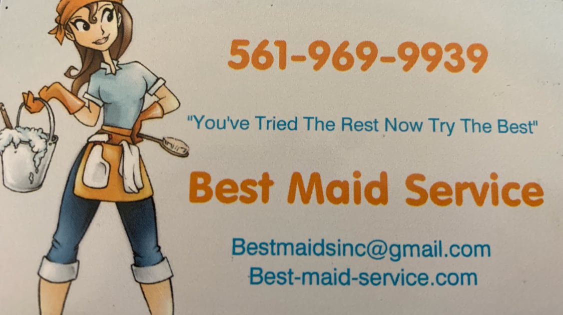 Best Maid Service Inc.