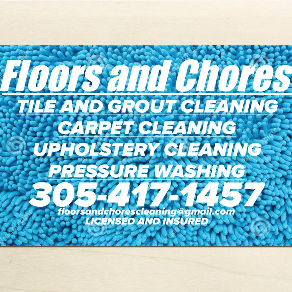 Floors and Chores