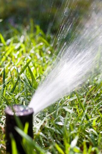 Sprinkler Nightmare Repair