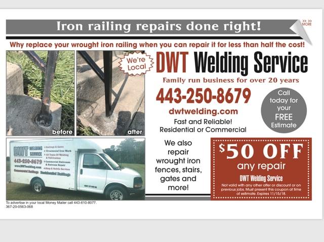 DWT Welding Service